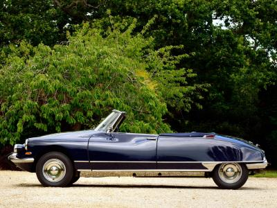 Autowp ru citroen ds 19 cabriolet uk spec 7